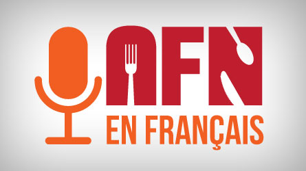 You Just Never Know: Introducing AFN's French Language Podcast Series