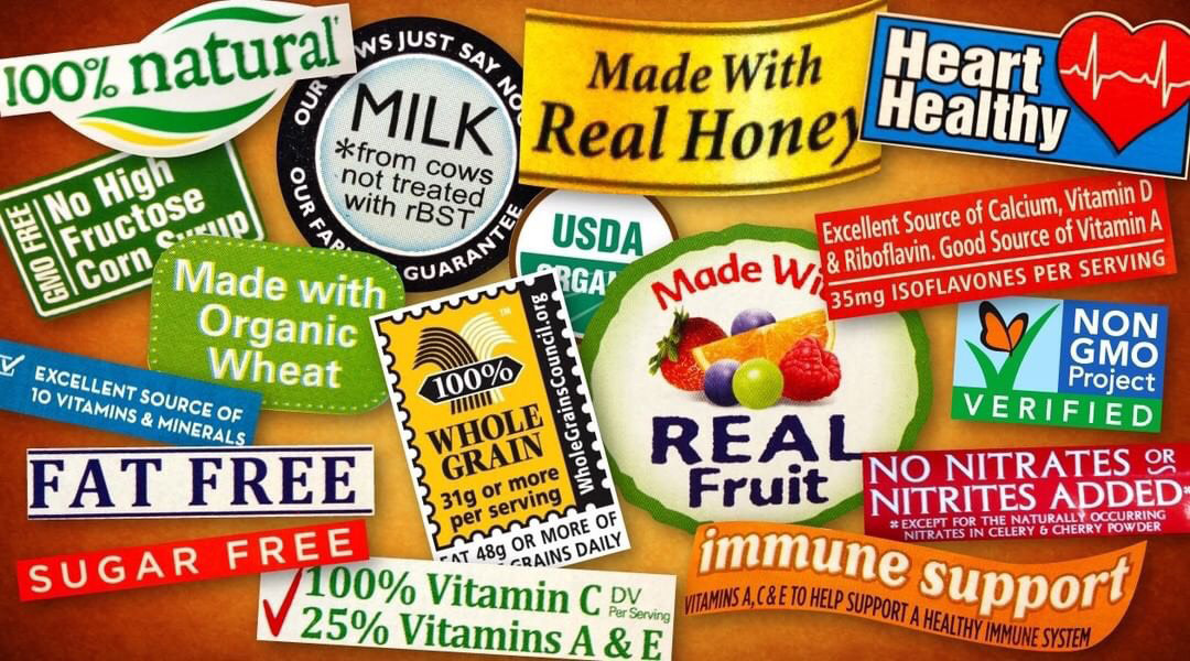 Understanding Health Food Terms: Organic, All Natural and More